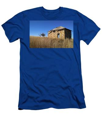 Men's T-Shirt (Athletic Fit) featuring the photograph Built To Last by Carl Young