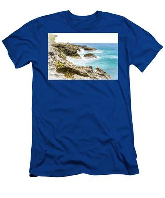 Dreaming Of Negril Men's T-Shirt (Athletic Fit)