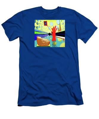 Kite Men's T-Shirt (Athletic Fit) by Teresa Epps