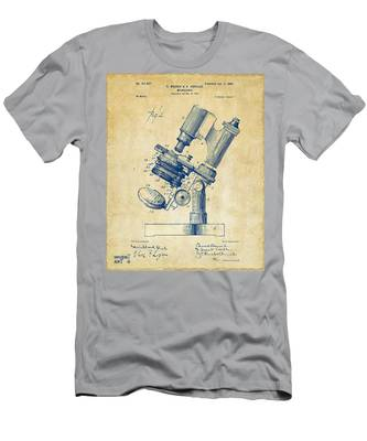 Designs Similar to 1899 Microscope Patent Vintage