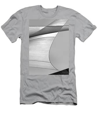 Sailcloth Abstract Number 4 Men's T-Shirt (Athletic Fit)