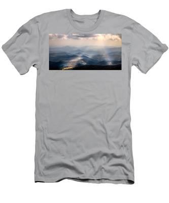 Sound The Trumpets Men's T-Shirt (Athletic Fit)
