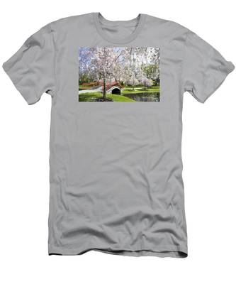 A Spring Walk Men's T-Shirt (Athletic Fit)