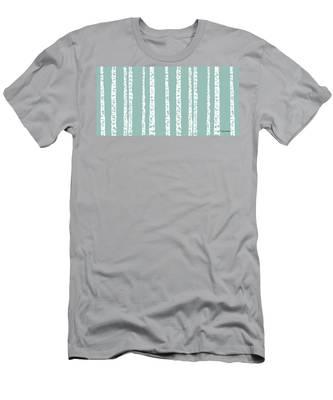 Birches Di Men's T-Shirt (Athletic Fit)