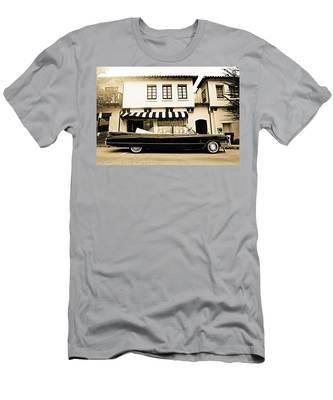 Carmel Cadillac Men's T-Shirt (Athletic Fit)