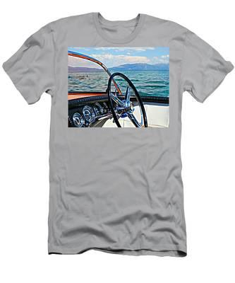 Cobra Cockpit Men's T-Shirt (Athletic Fit)