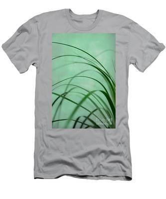 Grass Impression Men's T-Shirt (Athletic Fit)