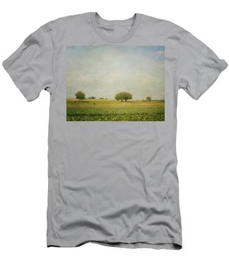Grazing Men's T-Shirt (Athletic Fit)