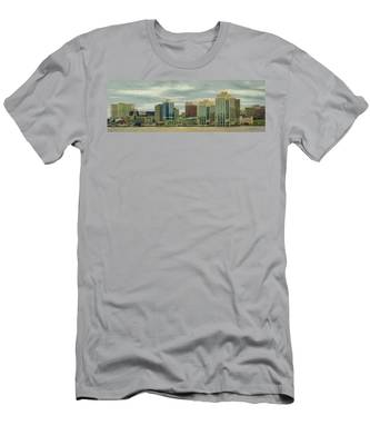 Halifax From The Harbour Men's T-Shirt (Athletic Fit)