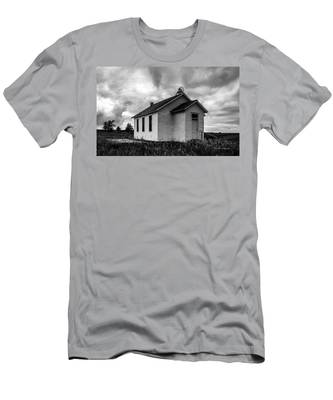 Icarian Schoolhouse Men's T-Shirt (Athletic Fit)