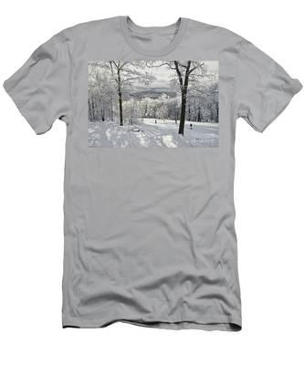 Jack Rabbit Men's T-Shirt (Athletic Fit)