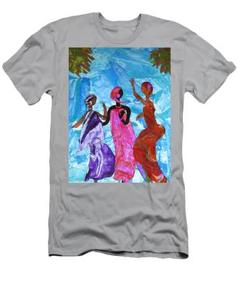 Joyful Celebration Men's T-Shirt (Athletic Fit)