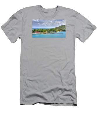 Labadee Men's T-Shirt (Athletic Fit)