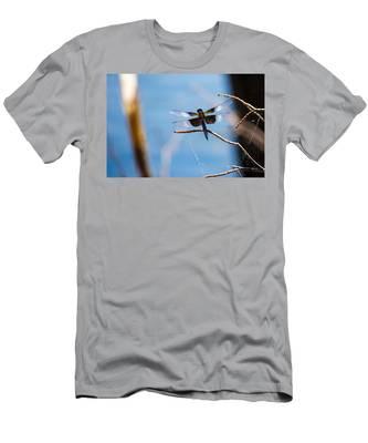 Merrill Creek Dragonfly Men's T-Shirt (Athletic Fit)