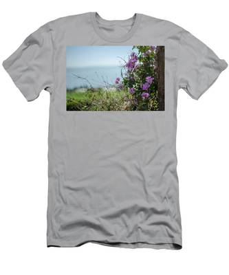 Mount Of Beatitudes Men's T-Shirt (Athletic Fit)