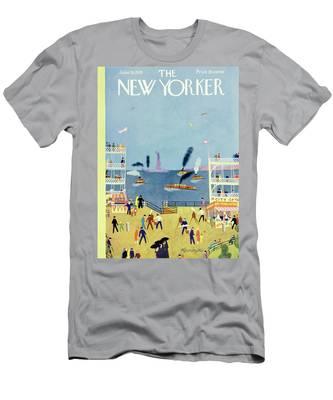 New Yorker June 25 1932 Men's T-Shirt (Athletic Fit)