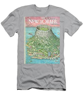 New Yorker November 19th, 1990 Men's T-Shirt (Athletic Fit)