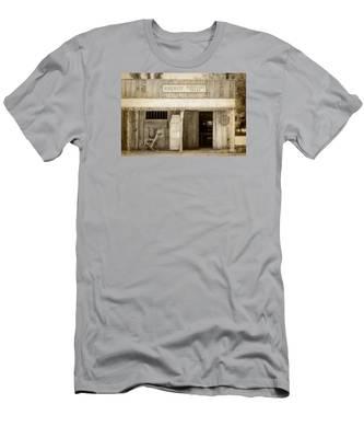 Sheriff Office Men's T-Shirt (Athletic Fit)