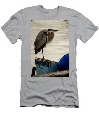Sittin' On The Dock Of The Bay Men's T-Shirt (Athletic Fit)