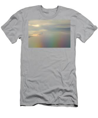 Somewhere Over The Rainbow Men's T-Shirt (Athletic Fit)