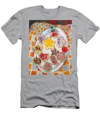St003 Men's T-Shirt (Athletic Fit)