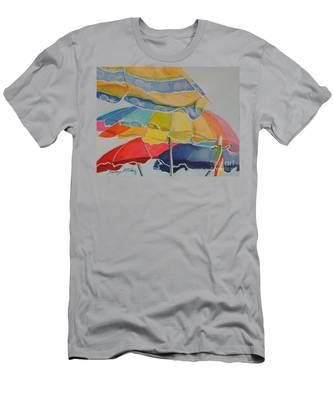 The Colors Of Fun.  Sold Men's T-Shirt (Athletic Fit)