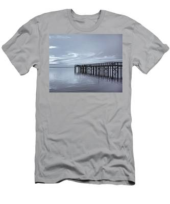 The Pier Men's T-Shirt (Athletic Fit)