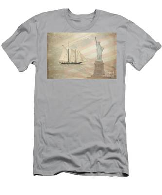 Welcome To Nyc Men's T-Shirt (Athletic Fit)