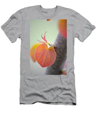 Budding Heart Men's T-Shirt (Athletic Fit)