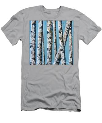 Can't See The Forest For The Trees Men's T-Shirt (Athletic Fit)
