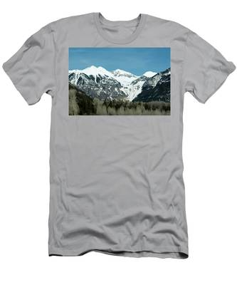 On The Road To Telluride Men's T-Shirt (Athletic Fit)