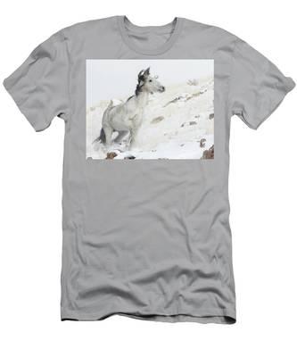 Ice Men's T-Shirt (Athletic Fit)