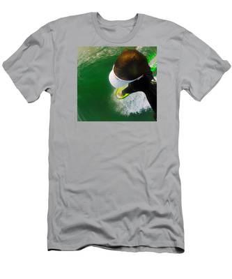 A Pelican's View Men's T-Shirt (Athletic Fit)