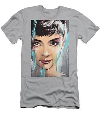 Audrey Men's T-Shirt (Athletic Fit)