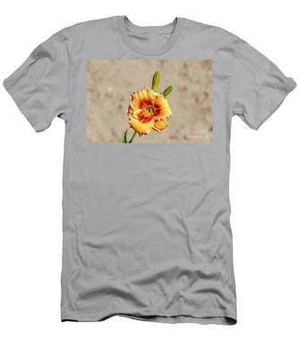 Cosmic Hummingbird Men's T-Shirt (Athletic Fit)