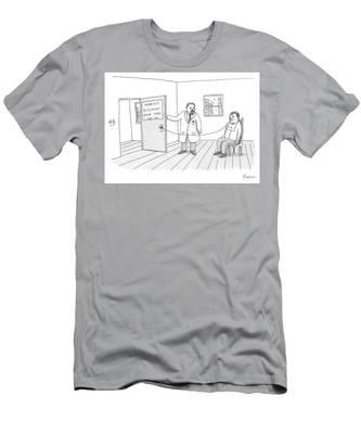 Discount Nose Job Men's T-Shirt (Athletic Fit)
