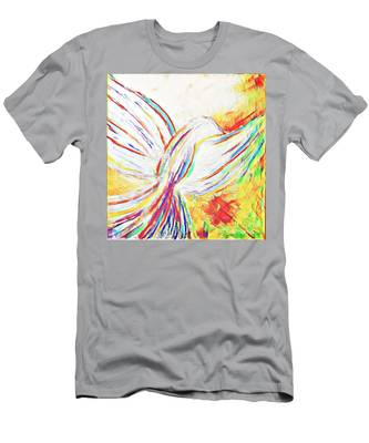 Holy Spirit Men's T-Shirt (Athletic Fit)