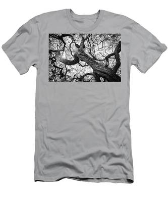Ethereal Maple Men's T-Shirt (Athletic Fit)