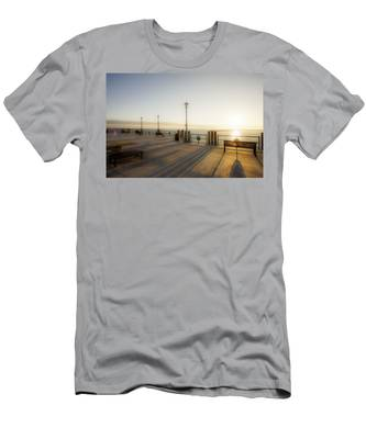 Evening Sun Men's T-Shirt (Athletic Fit)