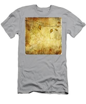 Golden Branch Of Hope  Men's T-Shirt (Athletic Fit)