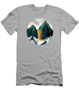 Waterfalls T-Shirts