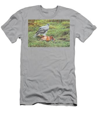 Goshawk Men's T-Shirt (Athletic Fit)