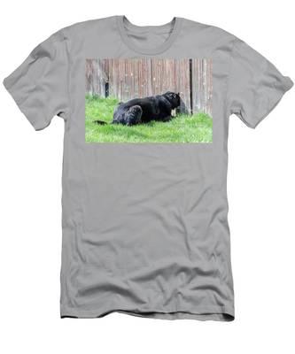 Greener Grass Men's T-Shirt (Athletic Fit)