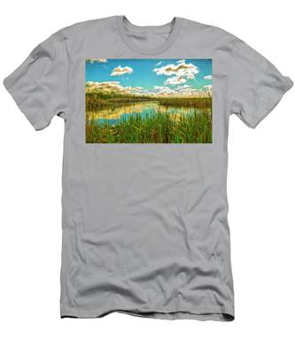 Gunnel Oval By Paint Men's T-Shirt (Athletic Fit)