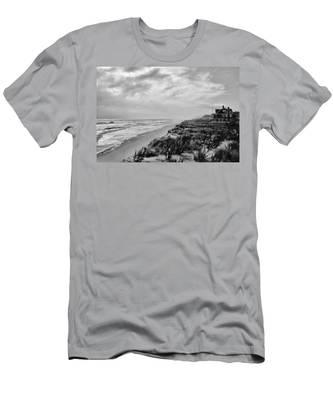 Mantoloking Beach - Jersey Shore Men's T-Shirt (Athletic Fit)