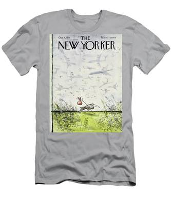 New Yorker October 4 1976 Men's T-Shirt (Athletic Fit)