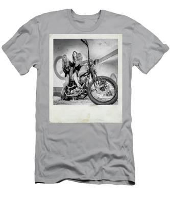Nostalgia- Men's T-Shirt (Athletic Fit)