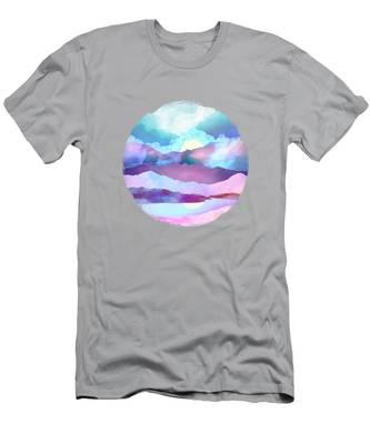 Pastel Landscape T-Shirts