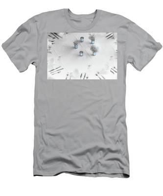 Place Settings Men's T-Shirt (Athletic Fit)