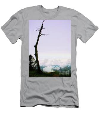 Reaching In The Shenandoah Men's T-Shirt (Athletic Fit)